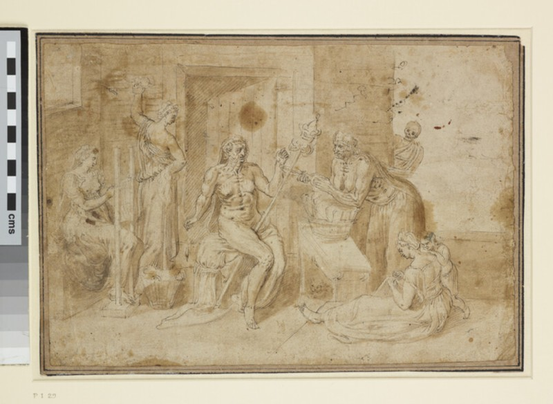 The three Fates (WA1863.161)