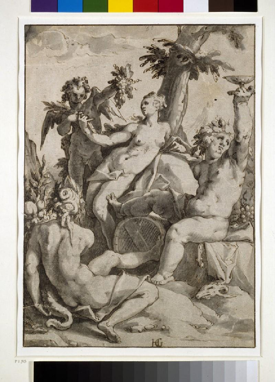 Ceres, Venus and Bacchus (WA1863.183)