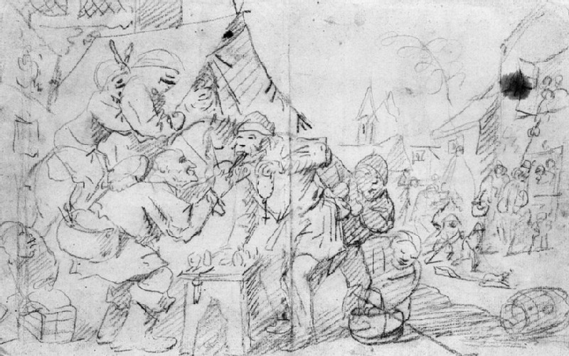 Recto: The quack Dentist 