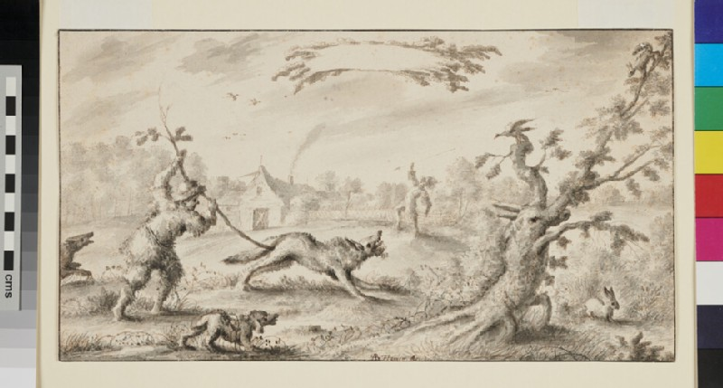 A Wolf Hunt