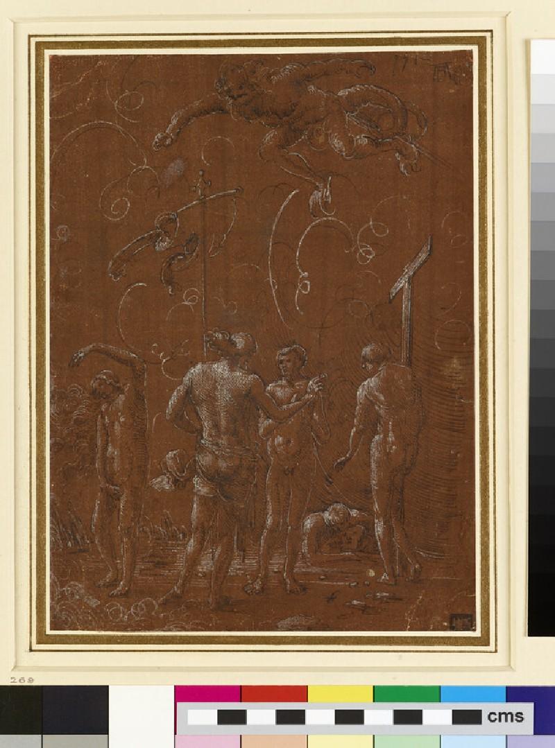 Christ in Limbo (WA1863.400)