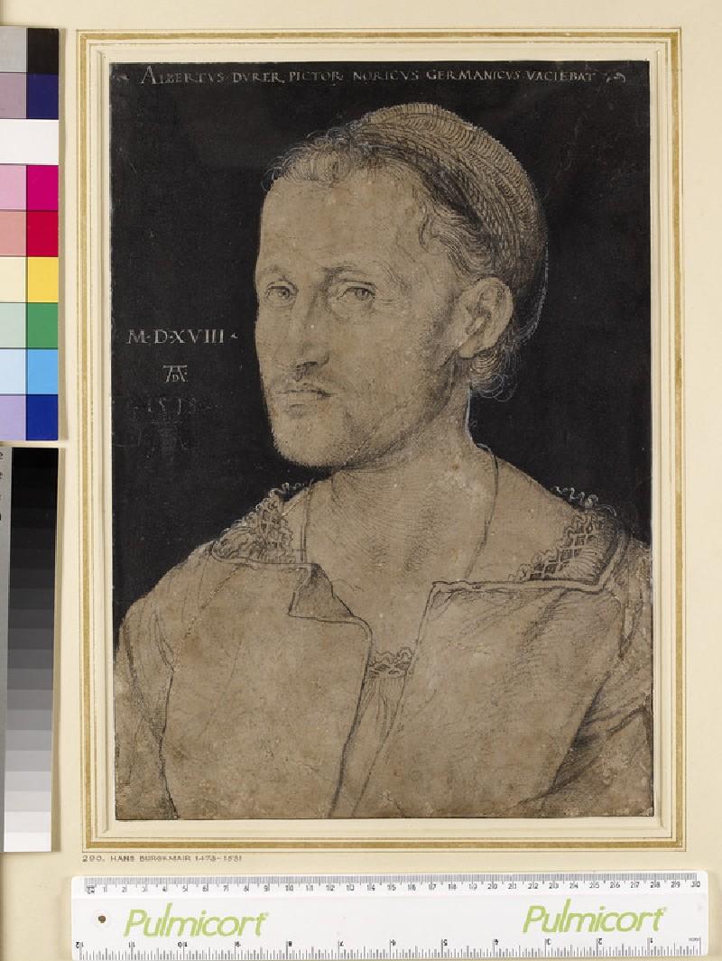 Portrait of Hans Burgkmair (WA1863.416)