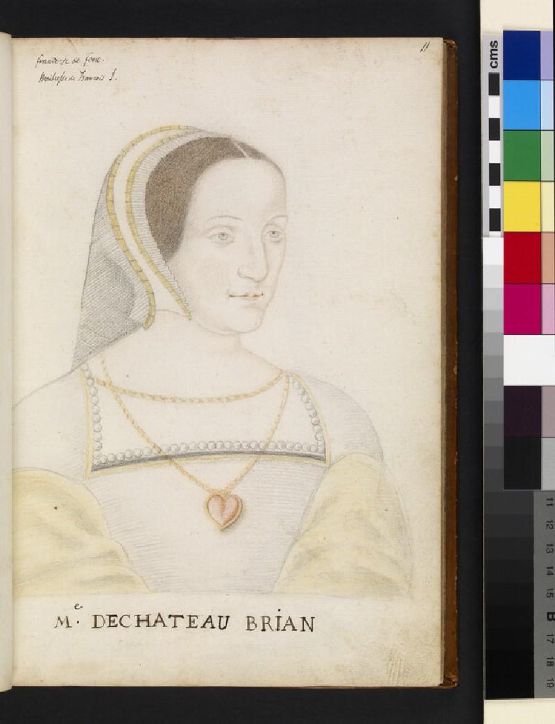 Françoise de Foix (WA1863.5.11)