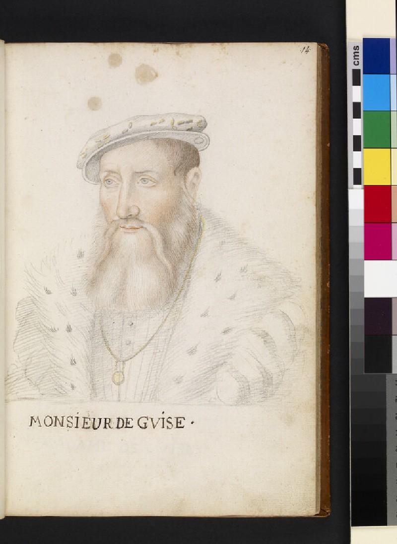 Claude de Lorraine, duc de Guise
