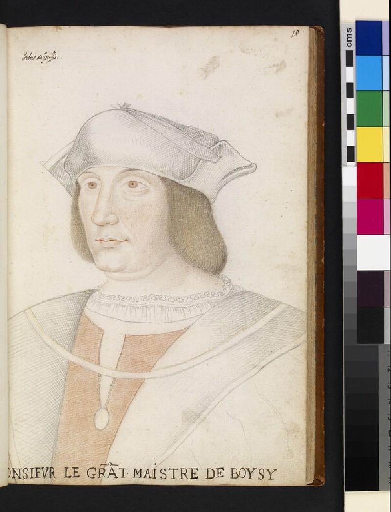 Artus Gouffier, seigneur de Boisy