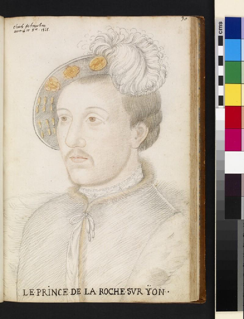 Louis I de Bourbon, prince de La Roche-sur-Yon