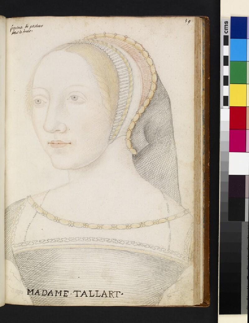 Louise de Clermont-Tallard (WA1863.5.39)
