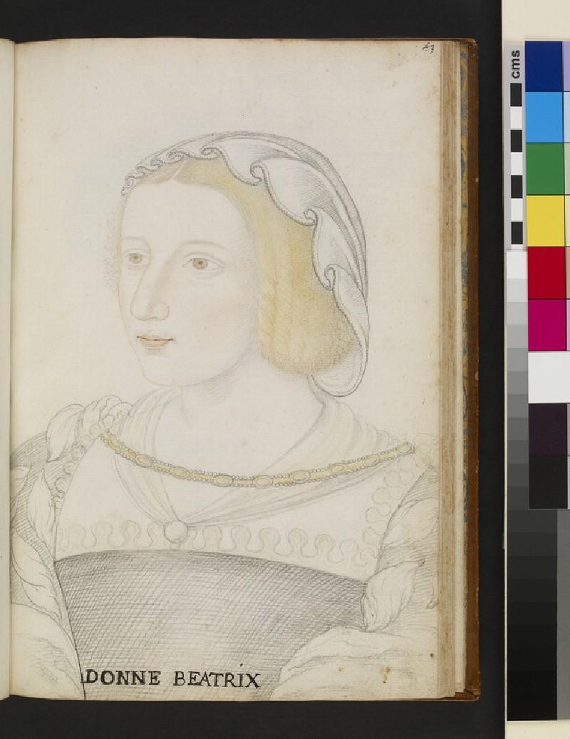 Beatrix Pacheco, comtesse d'Entrement (WA1863.5.43)