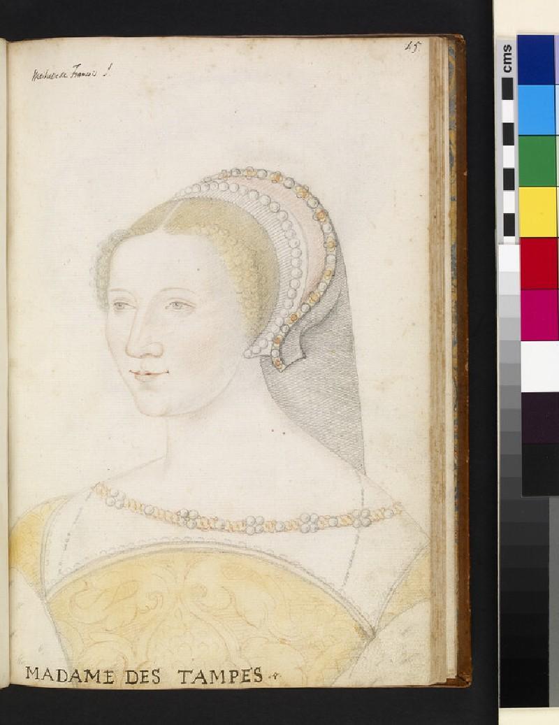 Anne de Pisseleu, duchesse d'Etampes