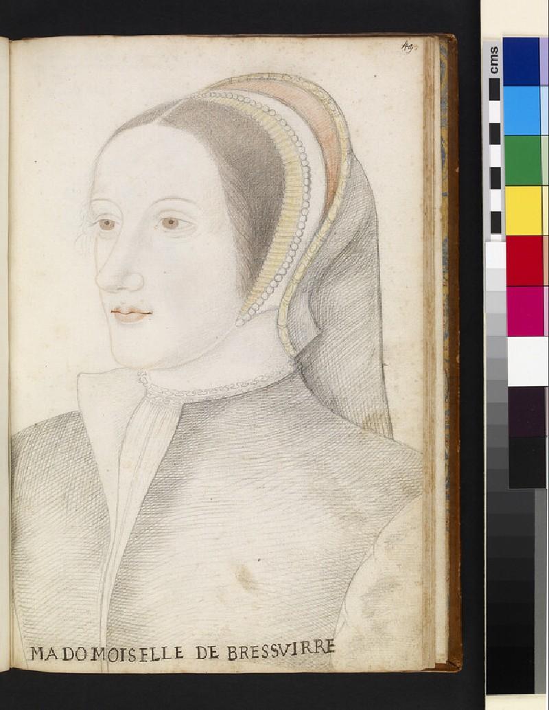 Portrait of Jeanne de Brosse (possibly)