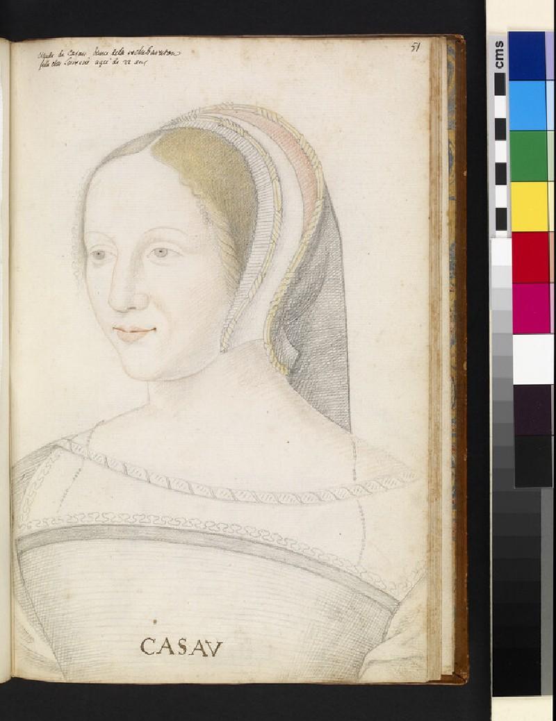 Jeanne de Casault (WA1863.5.51)