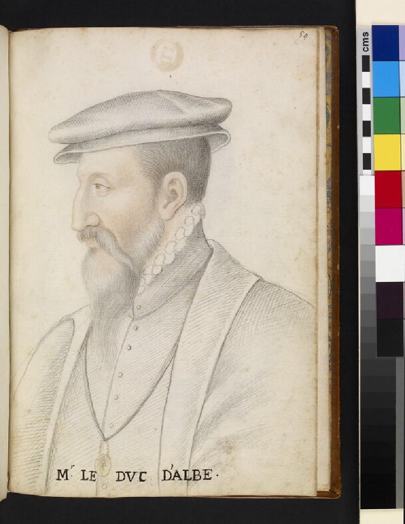 Ferdnando Alvárez de Toledo, duque de Alba