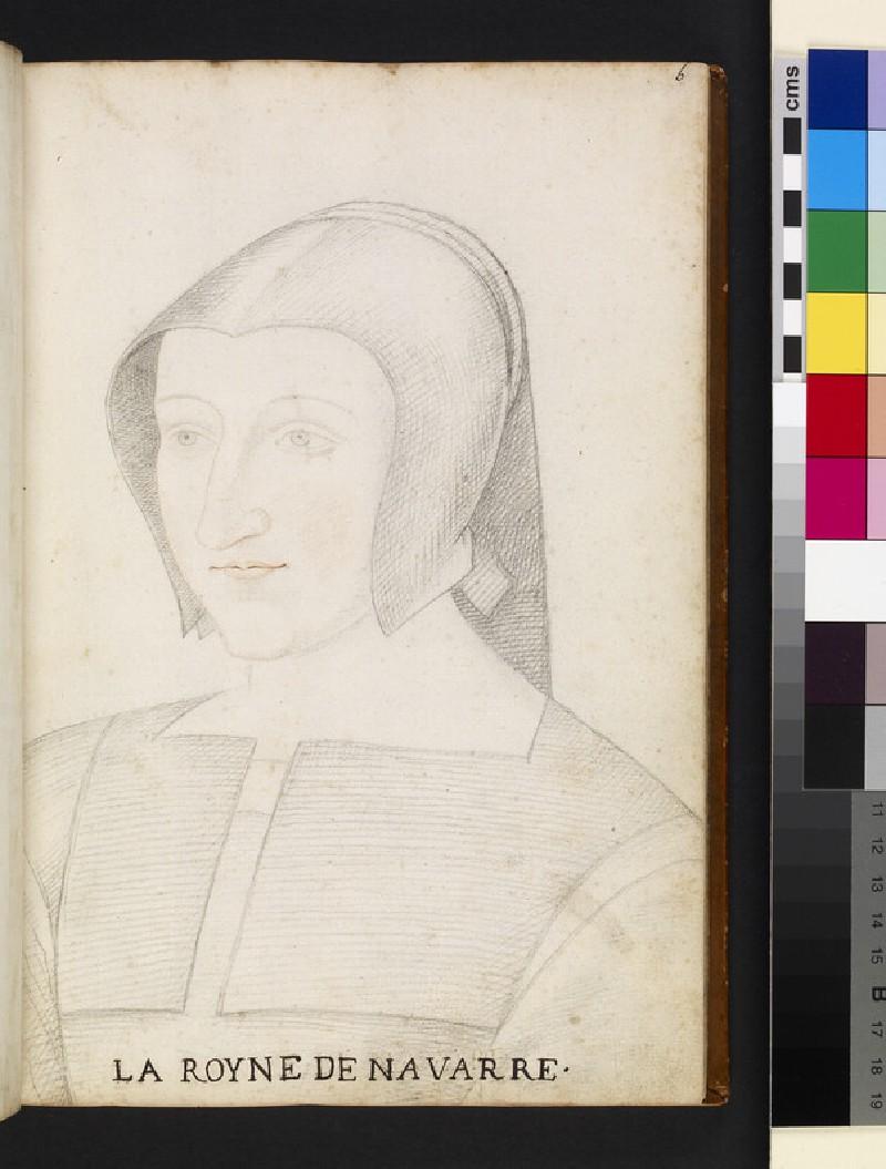 Marguerite d'Angoulême (WA1863.5.6)