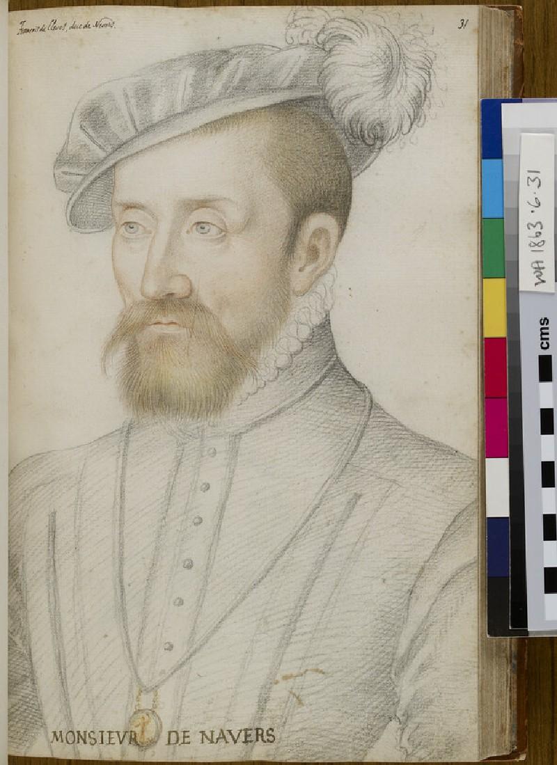 François de Cleves