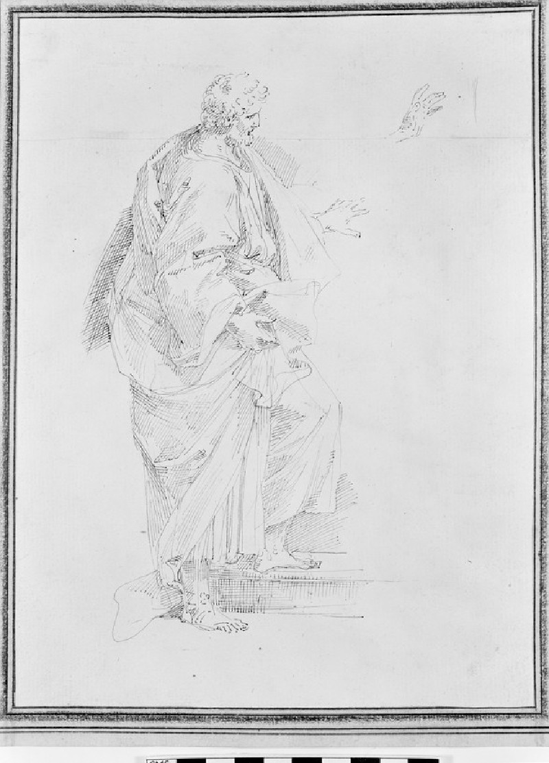 Standing male Figure (WA1863.895)