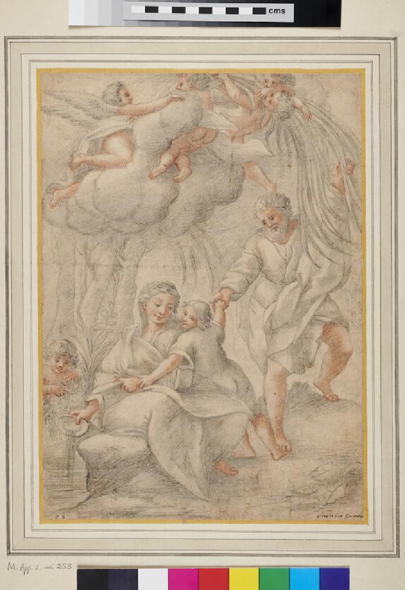 The 'Madonna della Scodella'