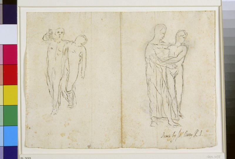 Studies of a Man and a Youth