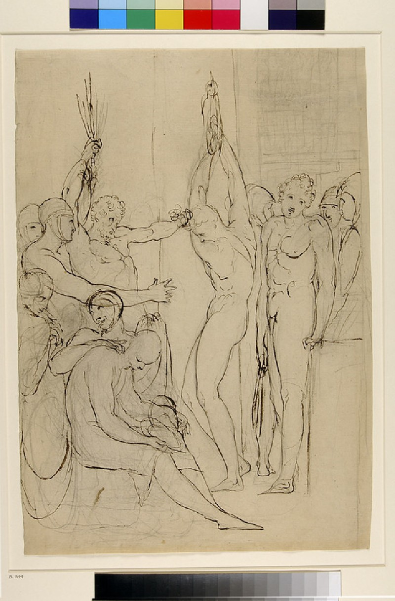 The Flagellation (WA1863.1049)