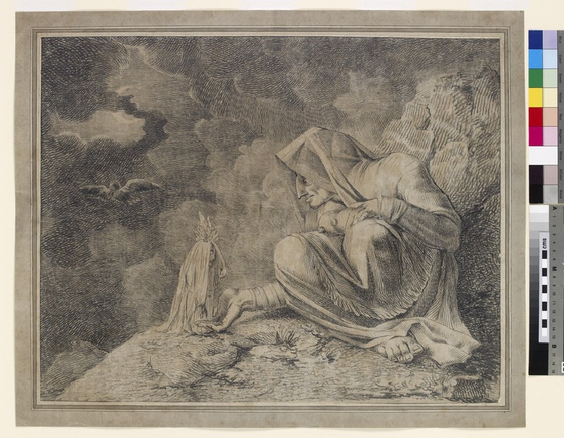 The Witch and the Mandrake