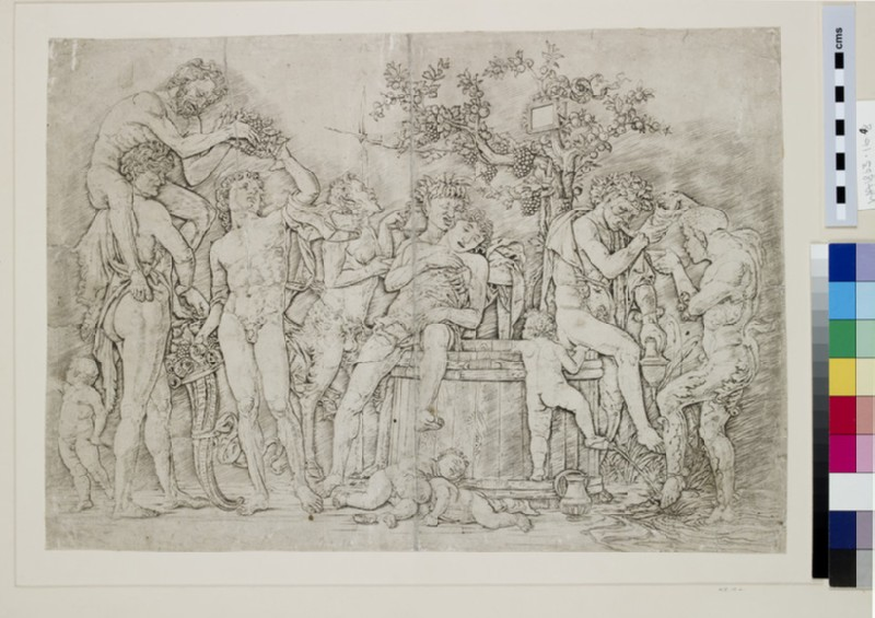 Bacchanal with a Wine-Press (WA1863.1648)