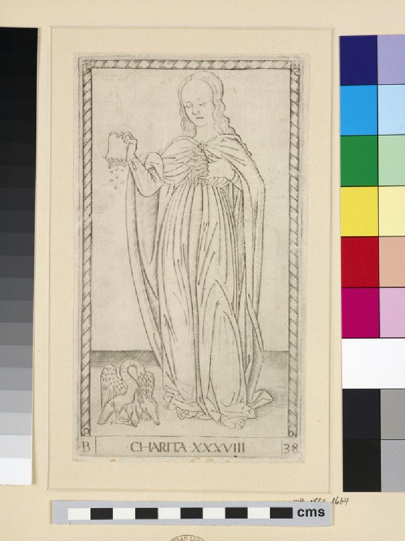 Charity (Charita XXXVIII) (WA1863.1664)