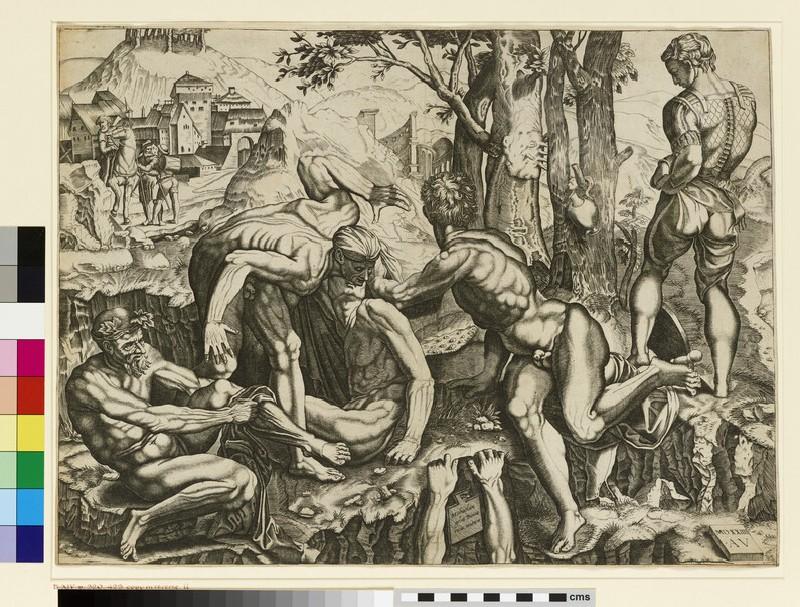 The Climbers (WA1863.1801)