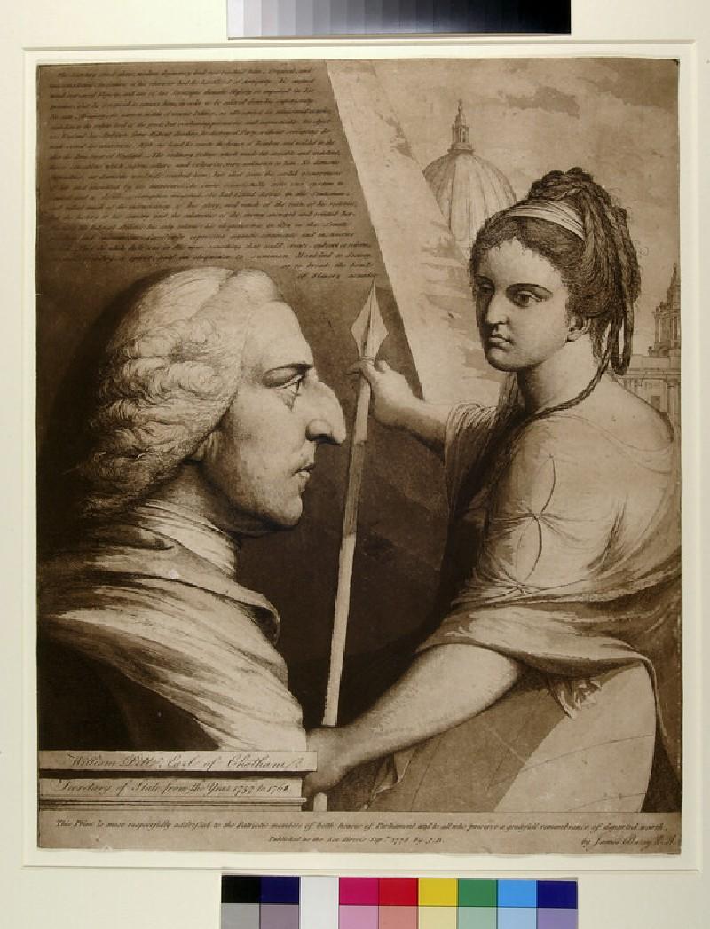 William Pitt, Earl of Chatham (WA1863.1824)