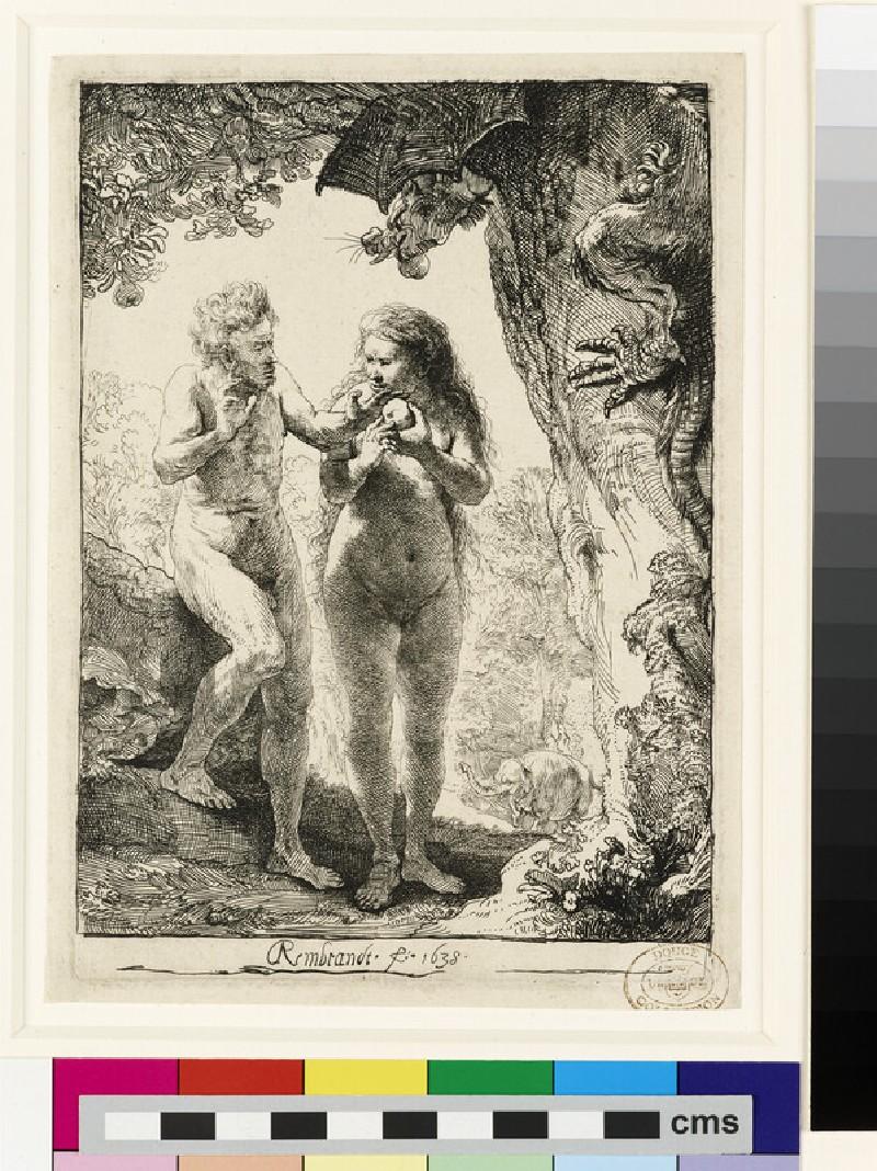 Adam and Eve (Genesis 3:1-7)