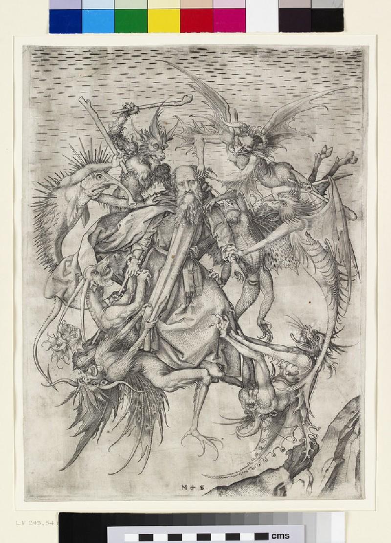 The Tribulations of Saint Anthony