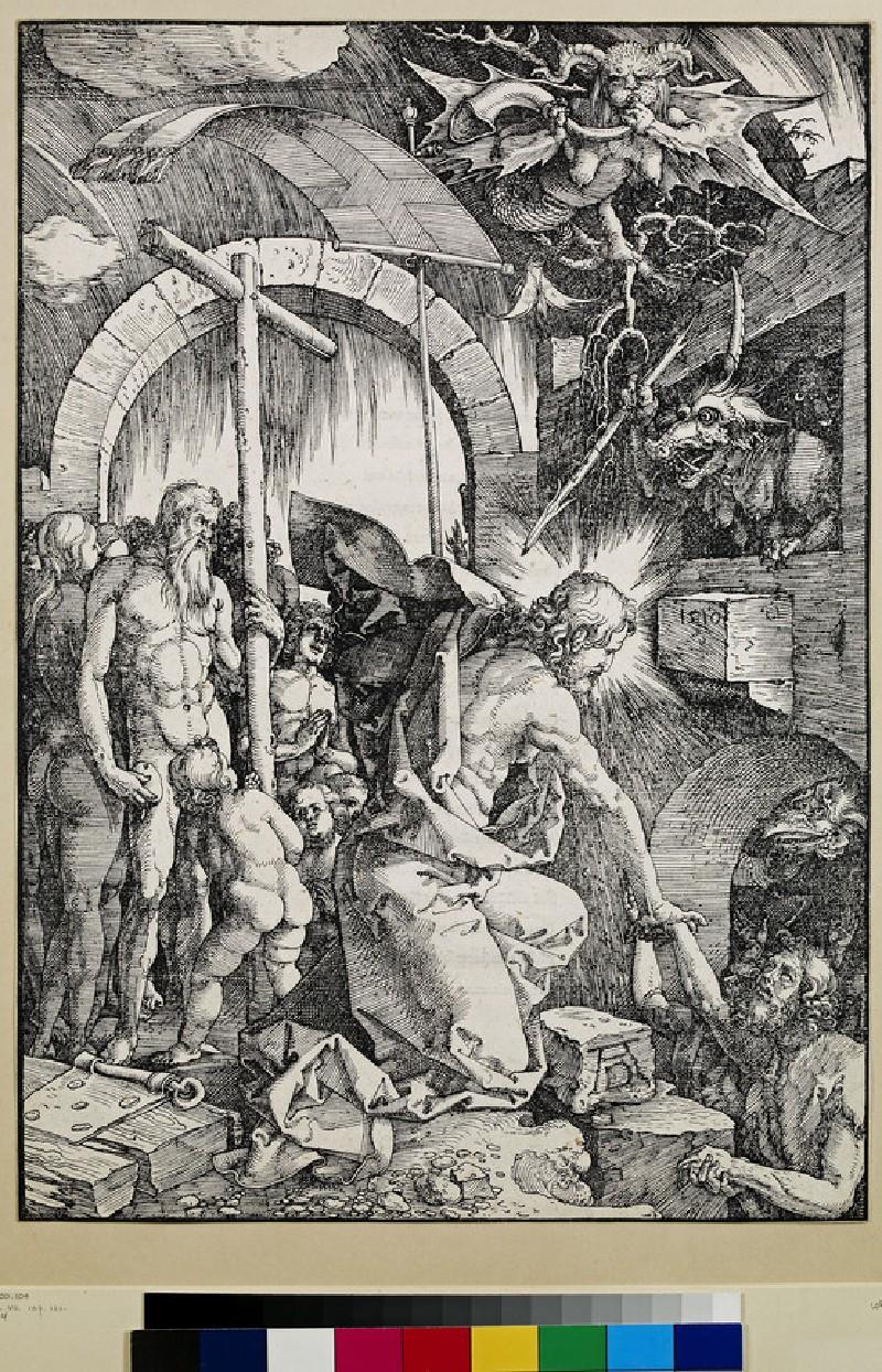 Christ in Limbo (WA1863.2443)