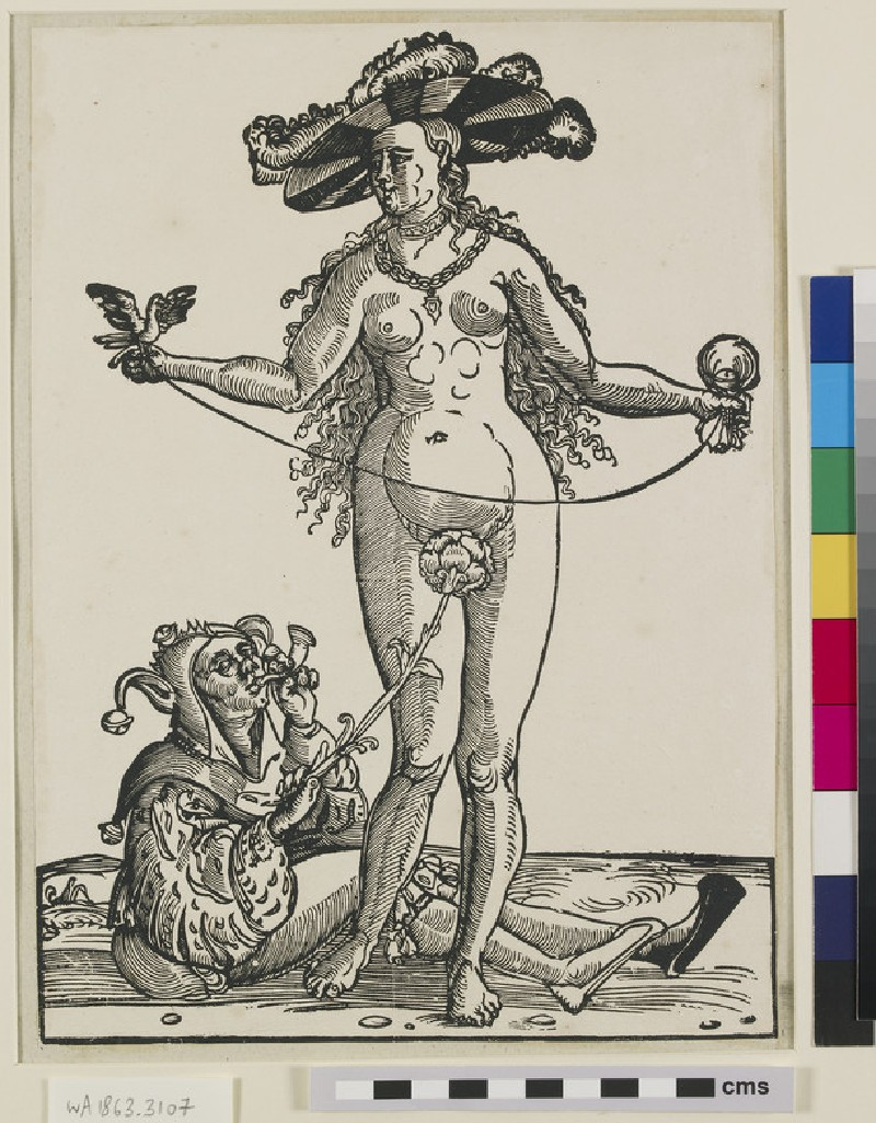 The prostitute and the fool (WA1863.3107)