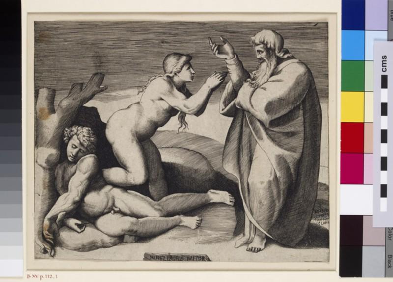 The Creation of Eve (WA1863.3942)