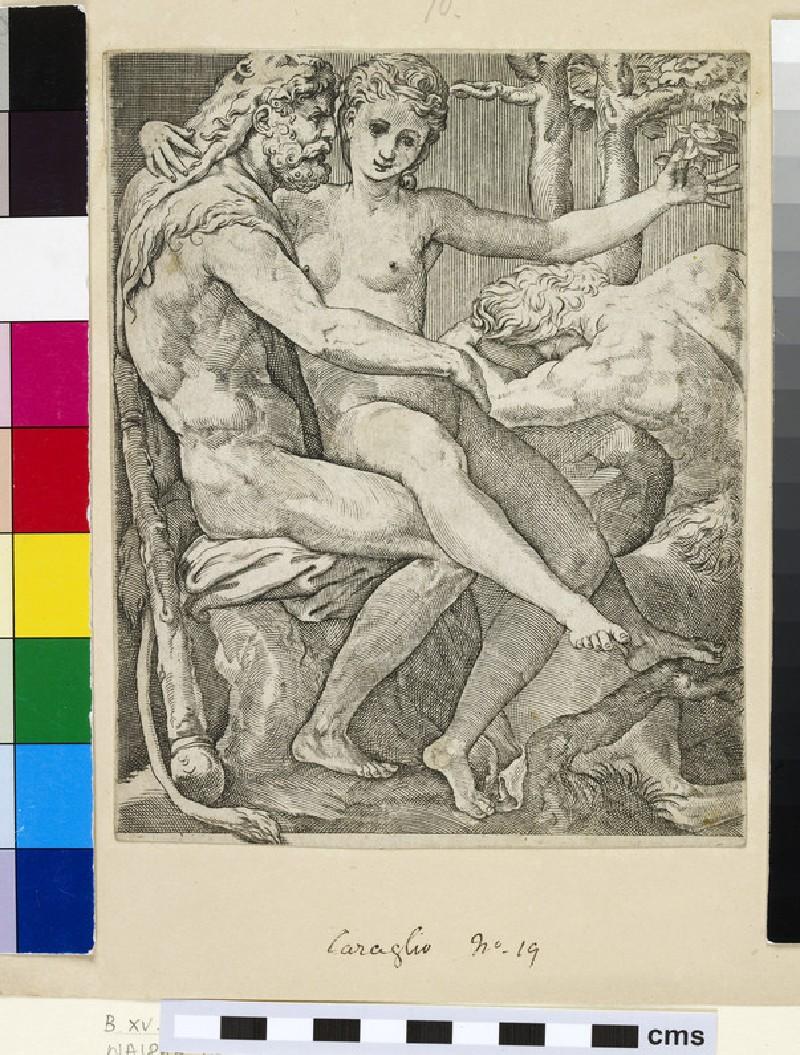 Hercules and Deianira