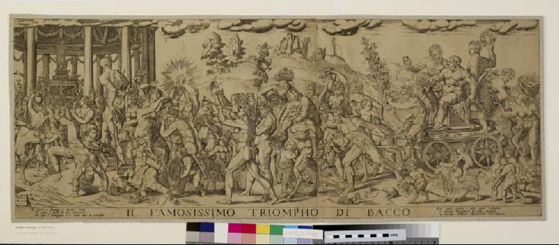 Il famosissimo triompho di Bacco (The famous Triumph of Bacchus)