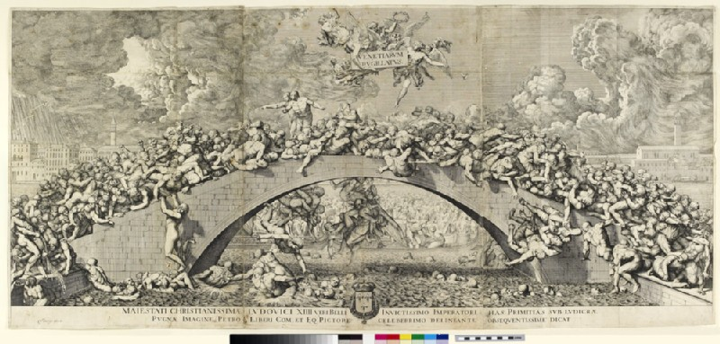Venetiarum Pugillatus (Battle of the Fists)