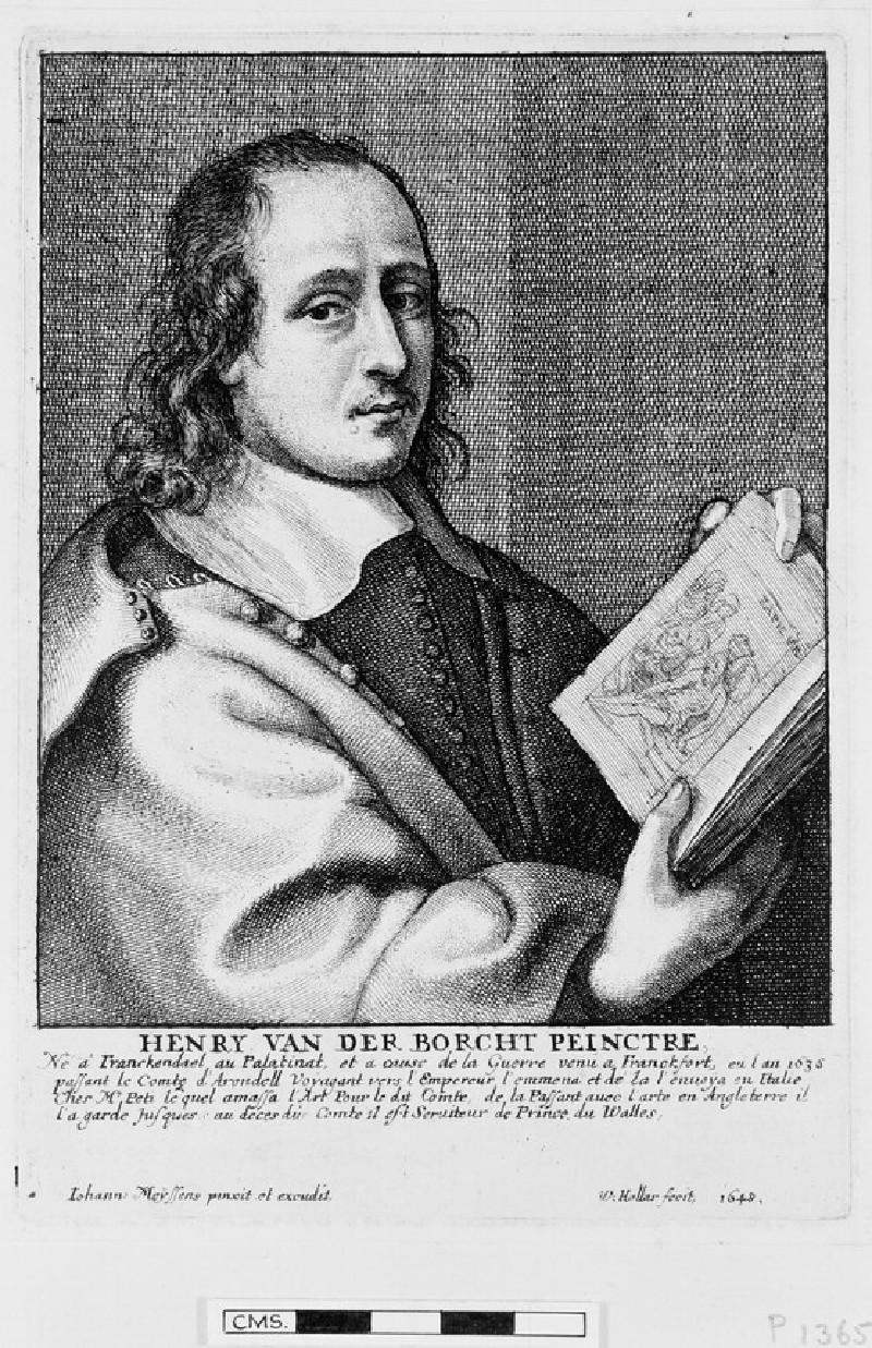 Hendrick van der Borcht the Younger