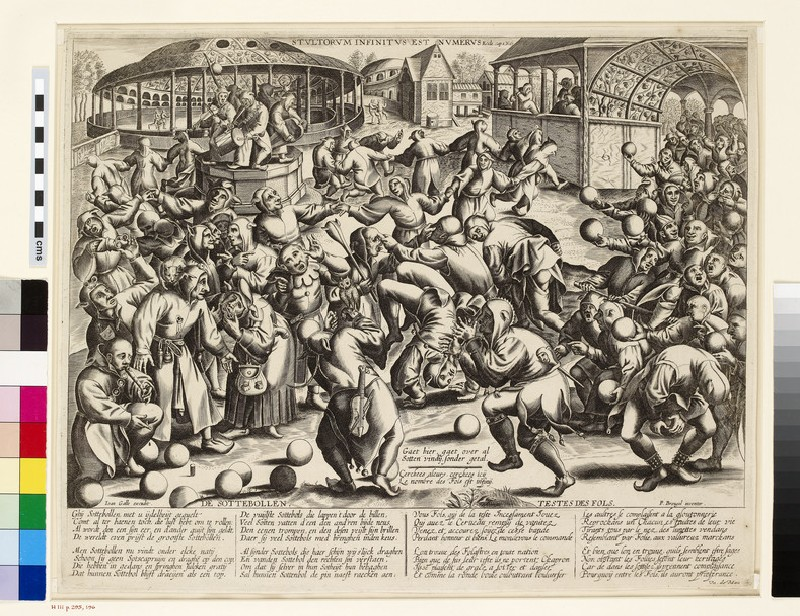 Festival of Fools (WA1863.6623)