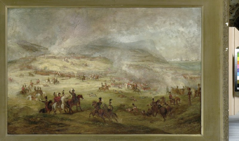 The Battle of the Alma (WA1873.17)
