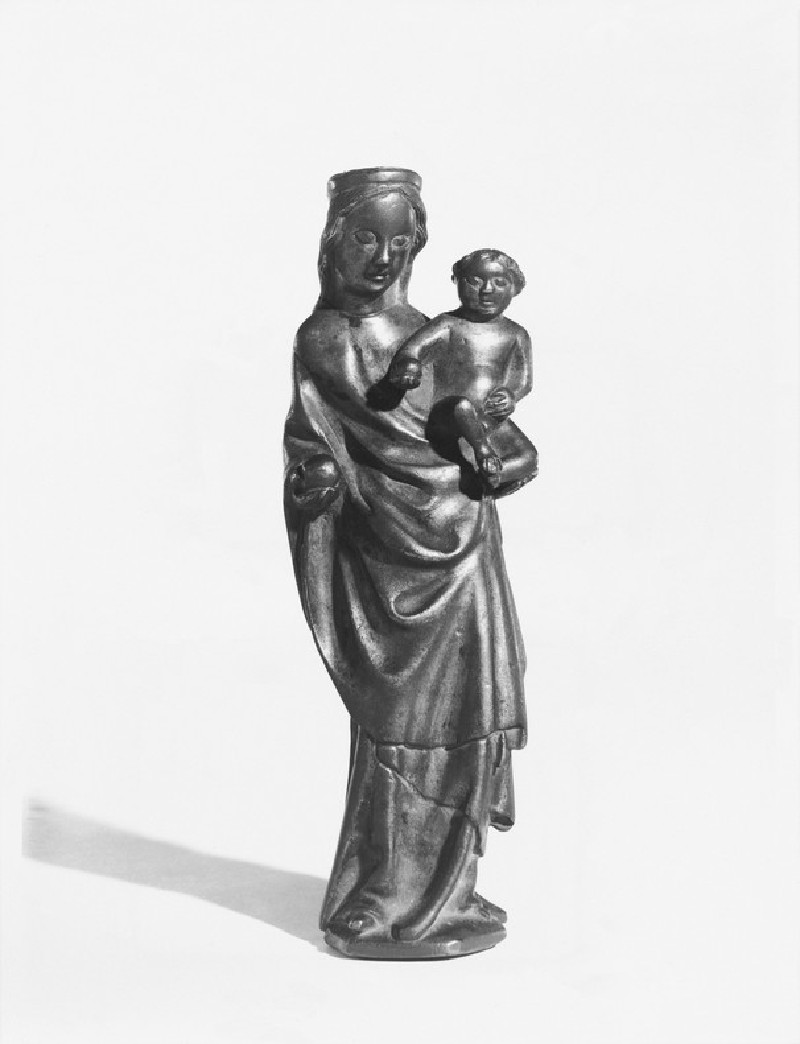 The Virgin and Child (WA1888.CDEF.B431)