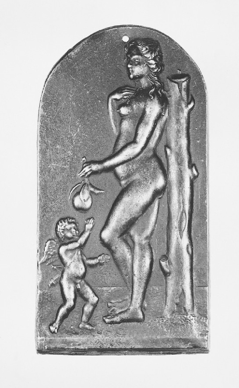 Venus and Cupid (WA1888.CDEF.B635)