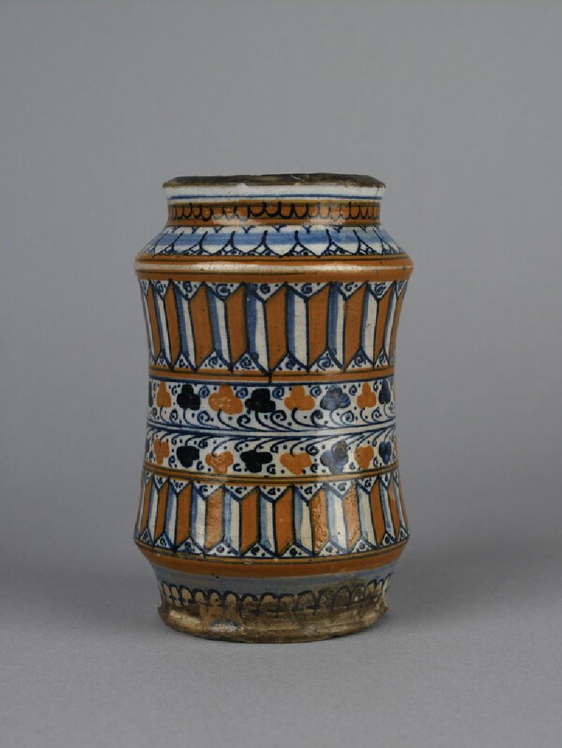 Albarello (pharmacy jar)