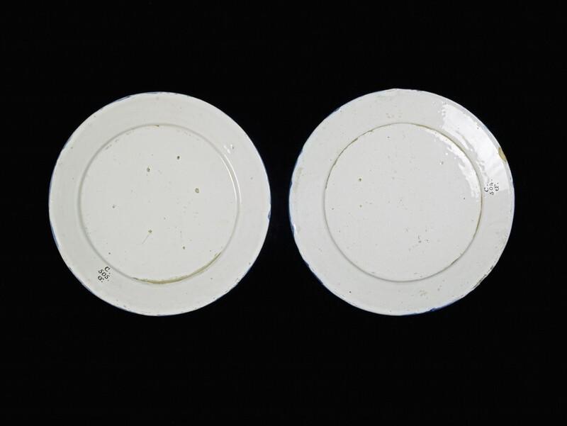 Plate, landscape (WA1888.CDEF.C504)