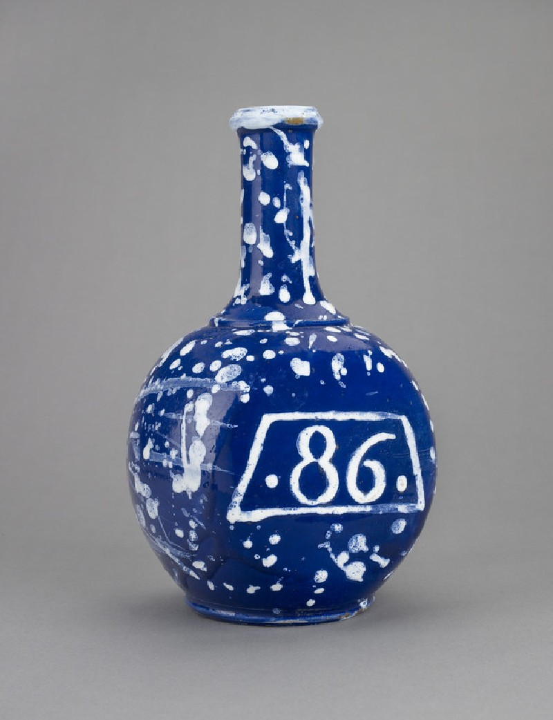 Bottle, numbered 86 (WA1888.CDEF.C606)