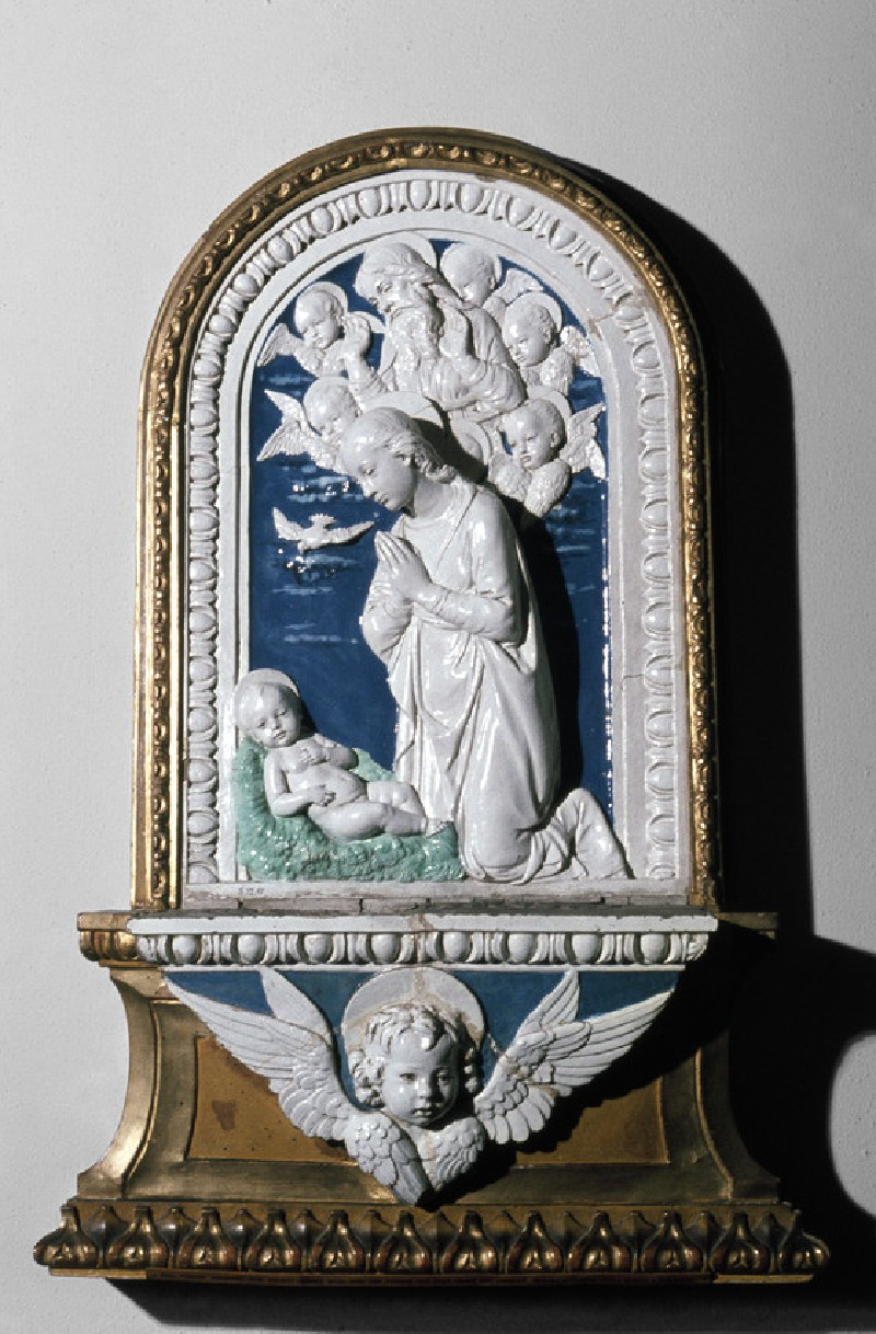 Tabernacle: Adoration of the Christ Child