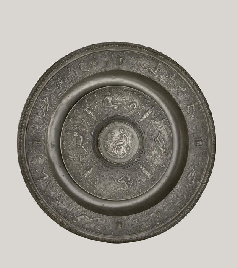 Temperantia dish or basin