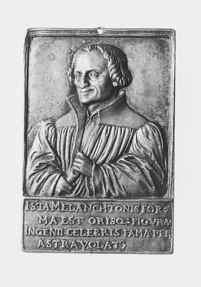 Portrait of Melanchthon