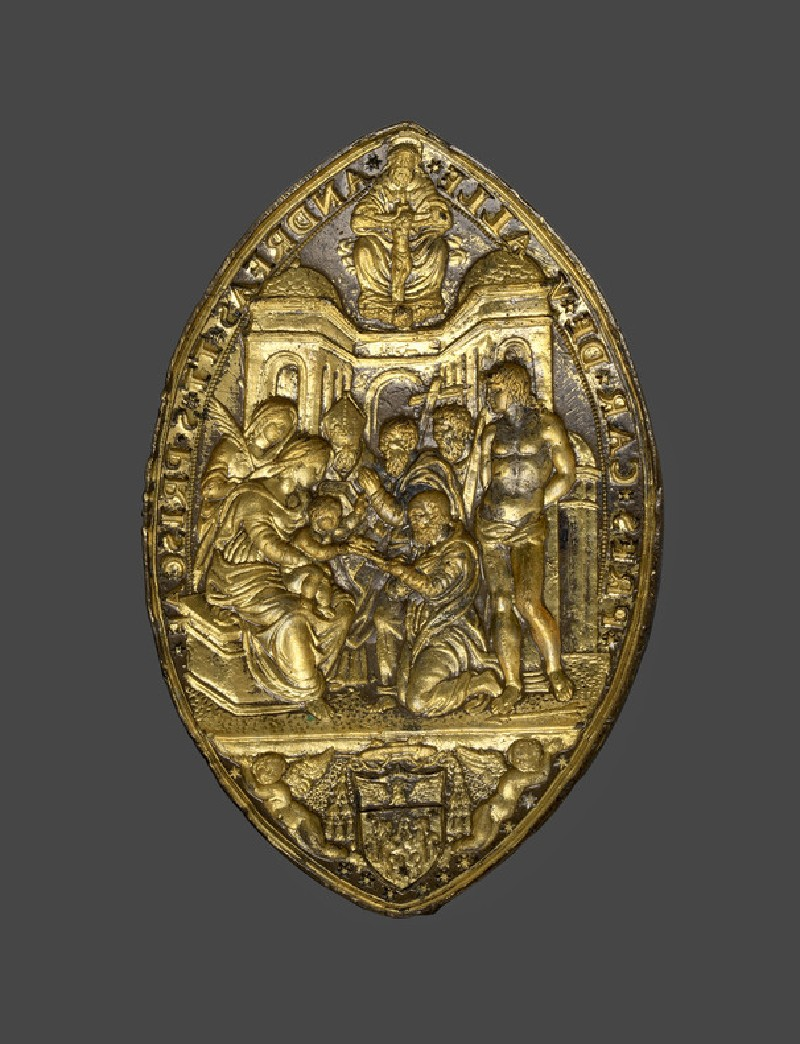 Seal of Cardinal Andrea della Valle