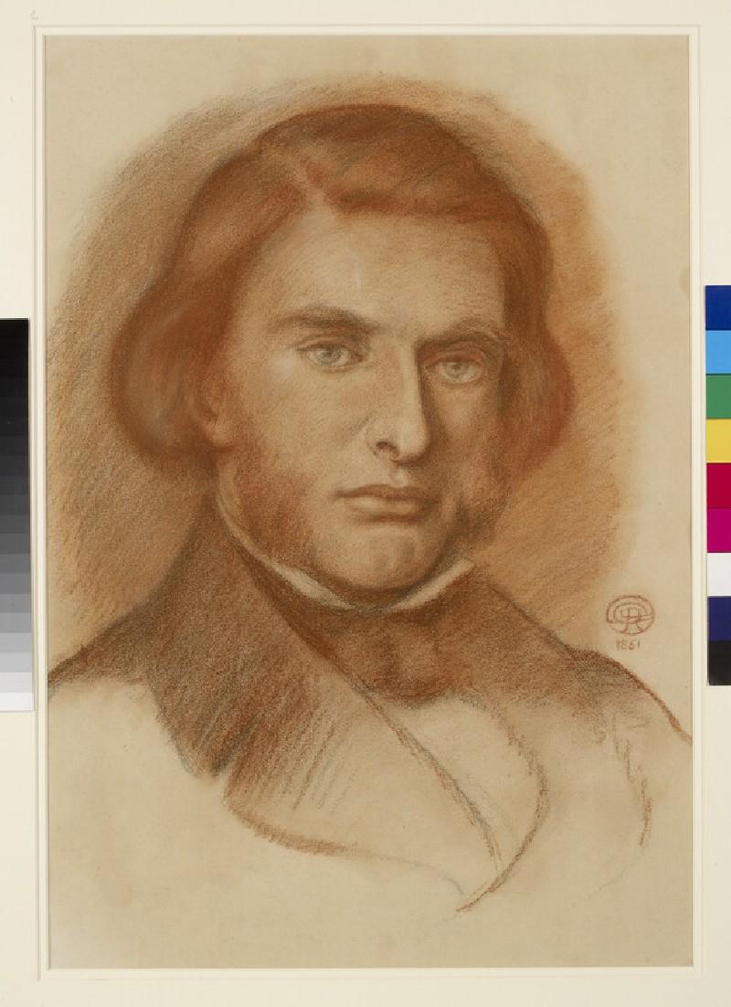 Portrait of John Ruskin (WA1891.1)