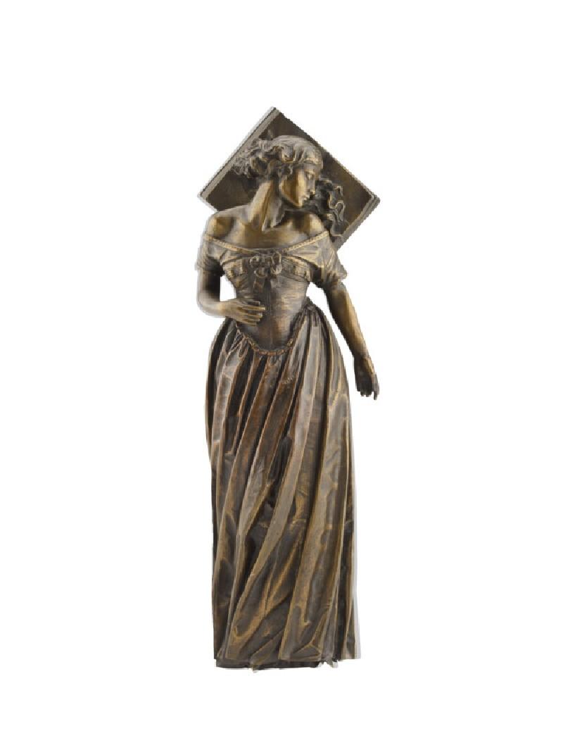 Model for the tomb of Princess Elizabeth Stuart