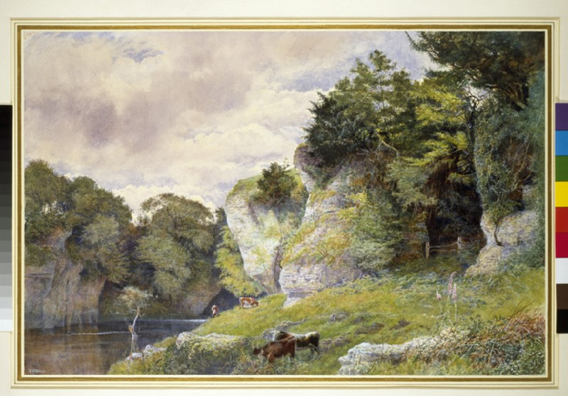 A View in Yorkshire (WA1894.19)